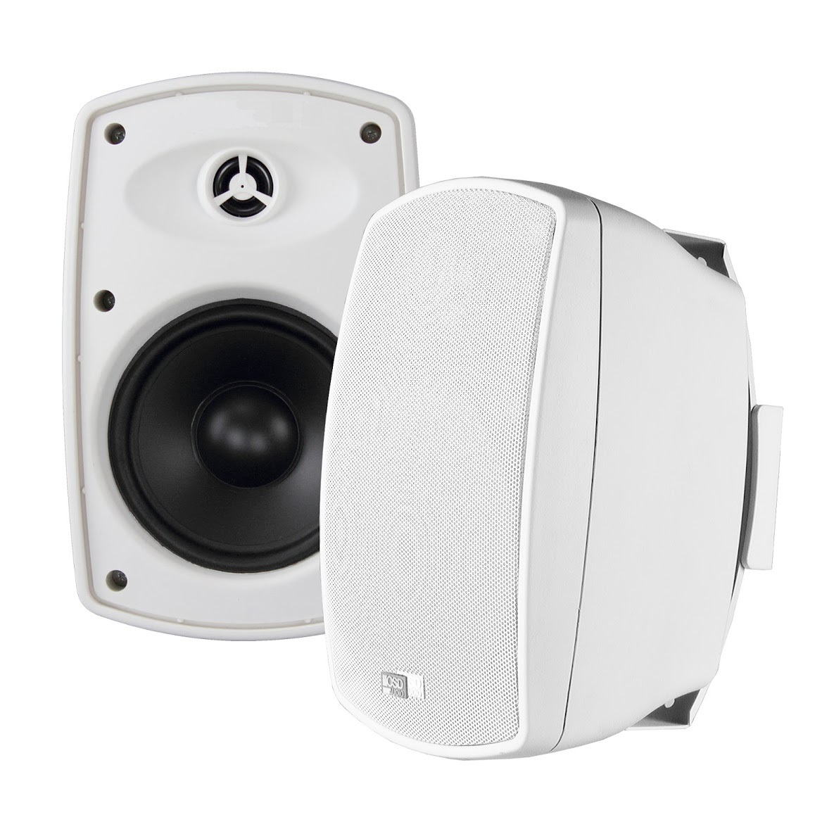 Ap525 Outdoor Patio Speaker High Definition 5 25 Pair Composite Resin Low Resonator Cabinet 70v Optional