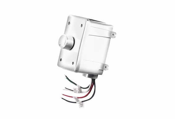 OVC305R Outdoor Volume Control Resistor Based Weatherproof Housing Rotary Style