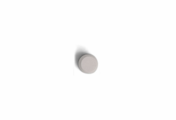 White Replacement Knob For Volume Controls