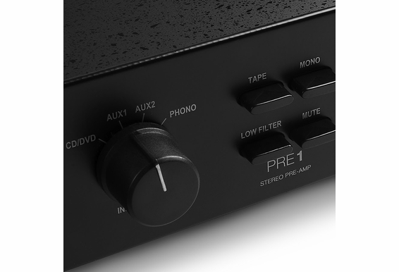 OSD Preamp-1 Professional Preamplifier Phono Ready, Home Theater,  Surround Sound,  Recording