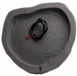 "RS670 Outdoor High Power 6.5"" Rock Speaker Pair Grey Slate Color"