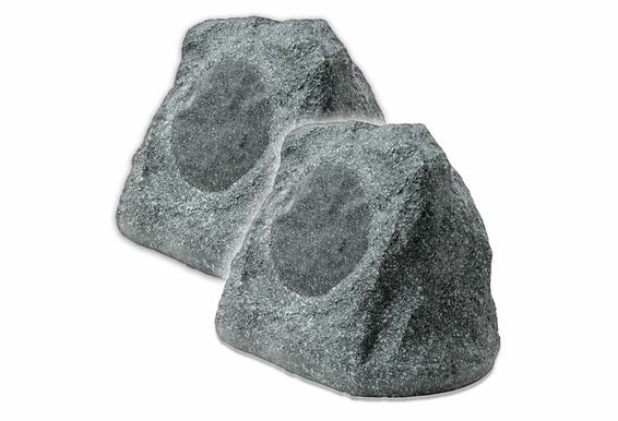 "RS670JR 6.5"" Outdoor Rock Speaker Weather Resistant Stereo Pair - B Stock"
