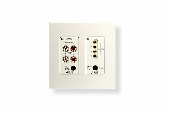 Russound Decora Style Single Source / 2 Zone A-Bus Kit
