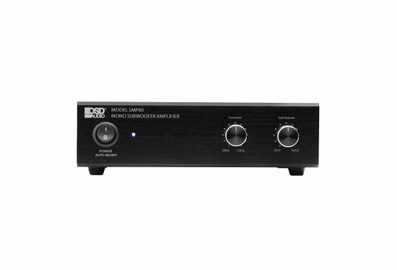 SMP60 80W Compact Mono Subwoofer Amplifier
