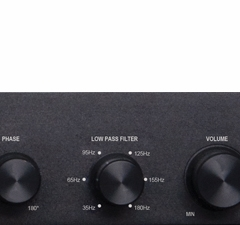Subwoofer Amplifiers