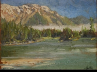 BISHOP:  BERG BAY - ALASKA</a><br><b>- SOLD</b>
