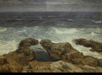 BRAUNER:  NOR'EASTER</a><br><b>- SOLD</b>