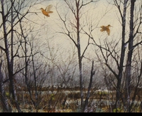 HAGERBAUMER:  WOODCOCK</a><br><b>- SOLD</b>