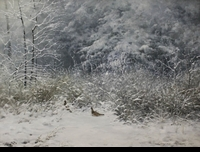 MONROE:  SNOW GROUSE</a><br><b>- SOLD</b>