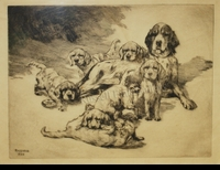 "ROSSEAU:  ENGLISH SETTER FAMILY</a> <img src=""http://edit.store.yahoo.com/I/yhst-53343112752519_1792_1103024"">"