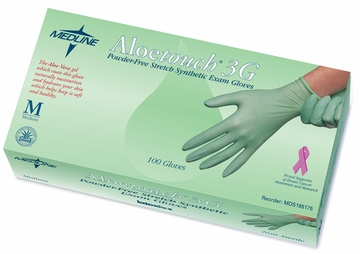 Aloetouch 3G Vinyl Exam Gloves