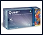 Aurelia Quest White Nitrile Powder Free Examination Gloves