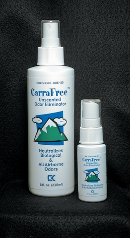 CarraFree Odor Eliminator