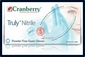 Cranberry Truly Nitrile Powder Free Nitrile Exam Gloves