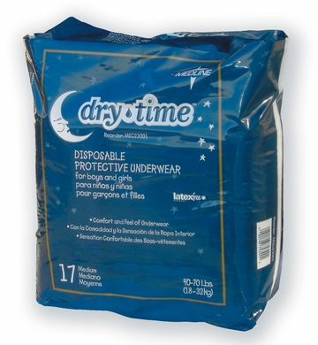 Dry Time® Protective Underwear (Kids)