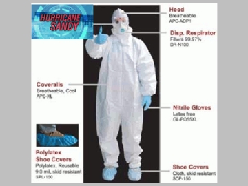HURRICANE DISASTER CLEAN UP KIT 1