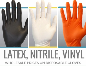Glovesaver Com Wholesale Latex Nitrile And Vinyl Gloves