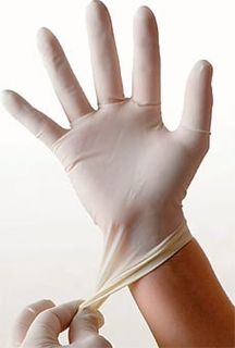 LATEX GLOVES 2,000 Per Case