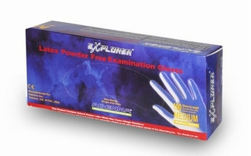 (SOLD-OUT) Latex Exam Gloves, Powder Free, 10 Mil (10% OFF)