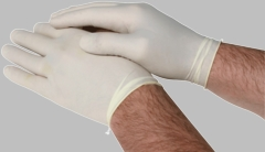 Latex Gloves Industrial (Powder-Free)