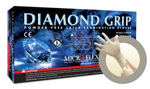 (SOLD-OUT) Latex Gloves | Microflex Diamond Grip