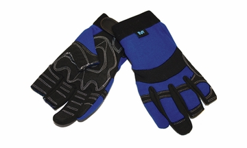 MECHANIC_GLOVES _FINGERLESS_4Pair/Case