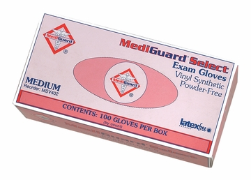 MediGuard Synthetic Exam Gloves (SOLD-OUT)