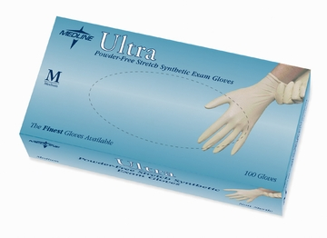 MEDLINE (Ultra Synthetic Vinyl Exam Gloves)