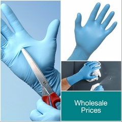 NITRILE GLOVES 1,000 Per Case