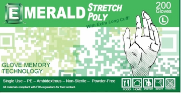 (SOLD-OUT) Poly Stretch Gloves
