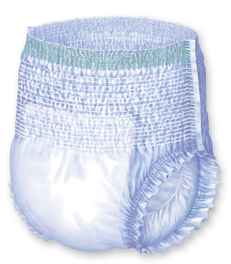 Protection Plus 174 Underwear Overnight Adult Incontinent