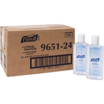 Purell Instant Hand Sanitizer Flip Cap 4oz 24ct (Sold Out)