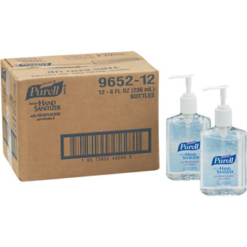 Purell Instant Hand Sanitizer Pump Bottle 8oz
