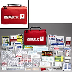Red Cross First Aid and Disaster Relief Kit