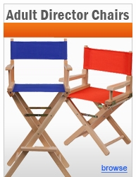 Adult Director Chairs & Stools