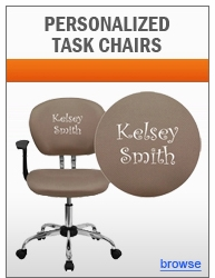 Dreamweaver Personalized Task Chair Collection