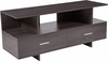 Fields Driftwood Wood Grain Finish TV Stand and Media Console [NAN-JH-1759-GG]