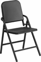 HERCULES Series Black High Density Folding Melody Band/Music Chair [HF-MUS-FLD-GG]