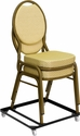 HERCULES Series Steel Stack Chair and Church Chair Dolly [FD-BAN-CH-DOLLY-GG]