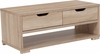 Howell Collection Coffee Table with Storage Drawers in Sonoma Oak Wood Grain Finish [EV-CT-3710-00-GG]