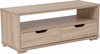 Howell Collection TV Stand with Storage Drawers in Sonoma Oak Wood Grain Finish [EV-ET-3710-00-GG]