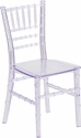 Kids Crystal Transparent Chiavari Chair [LE-L-7K-CL-GG]