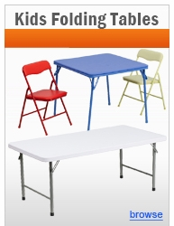 Kids Folding Tables