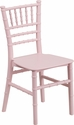 Kids Pink Resin Chiavari Chair [LE-L-7K-PK-GG]