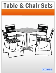 Outdoor Table & Chair Sets