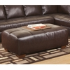 Signature Design by Ashley Fairplay Oversized Accent Ottoman in Mahogany DuraBlend [FSD-2749OTT-MAH-GG]