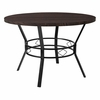 "Tremont 45"" Round Dining Table in Espresso Wood Finish [HS-D03003TR-6432-45-GG]"