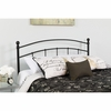 Woodstock Decorative Metal Queen Size Headboard [HG-HB1706-Q-GG]