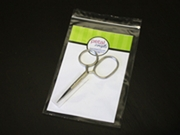 CRAFT SCISSORS WITH LARGE FINGER HOLE