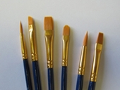DETAIL BRUSHES (SET OF 6)
